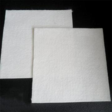 Non woven geotextile fabric for seepage controling 300gsm