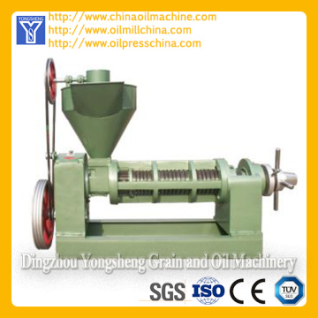 Small Cold Edible Oil Pressing Machine