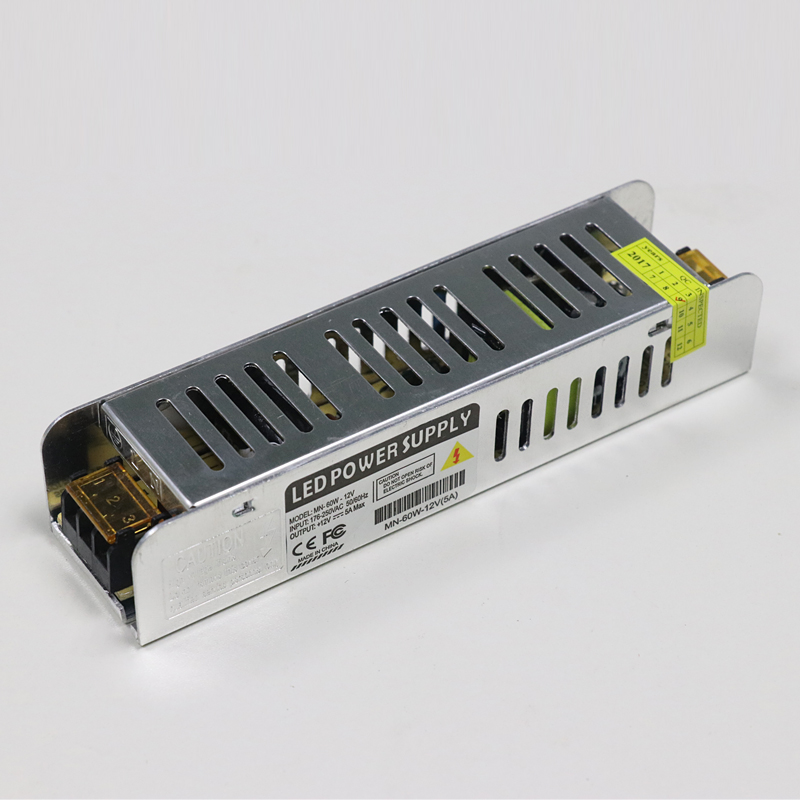 showcase led power supply
