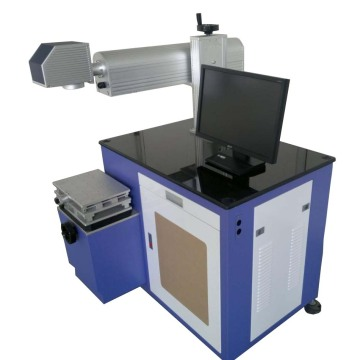 CNC Laser Marking Machine For Metal/Plastic/Paper/Leather