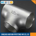 ASTMA403 304 SCHSTD Stainless Pipe Fittings Tee