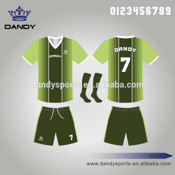 Sublimation mens soccer jerseys