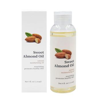 118ml Sweet Almond Essential Oils Carrier Oil Aromatherapy Grade Healthy Aim Healthy Natural Essential Oils Massage Body