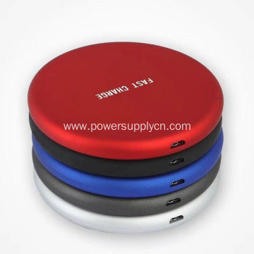 QI Wireless Mobile Phone Charger Fast Charger