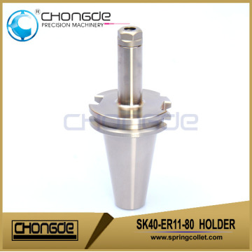 SK40-ER11-80 High Precision CNC Machine Tool Holder