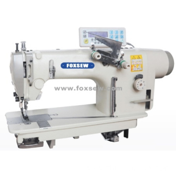 Top and Bottom Feed Direct-drive Chainstitch Sewing Machine