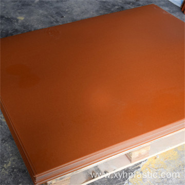 Insulating Plastic Insulating Phenolic Orange Hylam Board