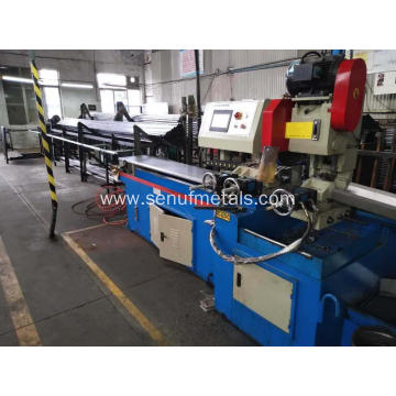 CNC Automatic Cutting Steel Pipe  Machine