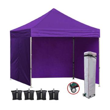 trail instant 10x10 canopy folding tent for markting