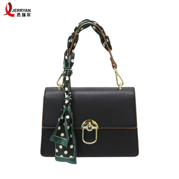 Girls PU Leather Crossbody Satchel Messenger Bag