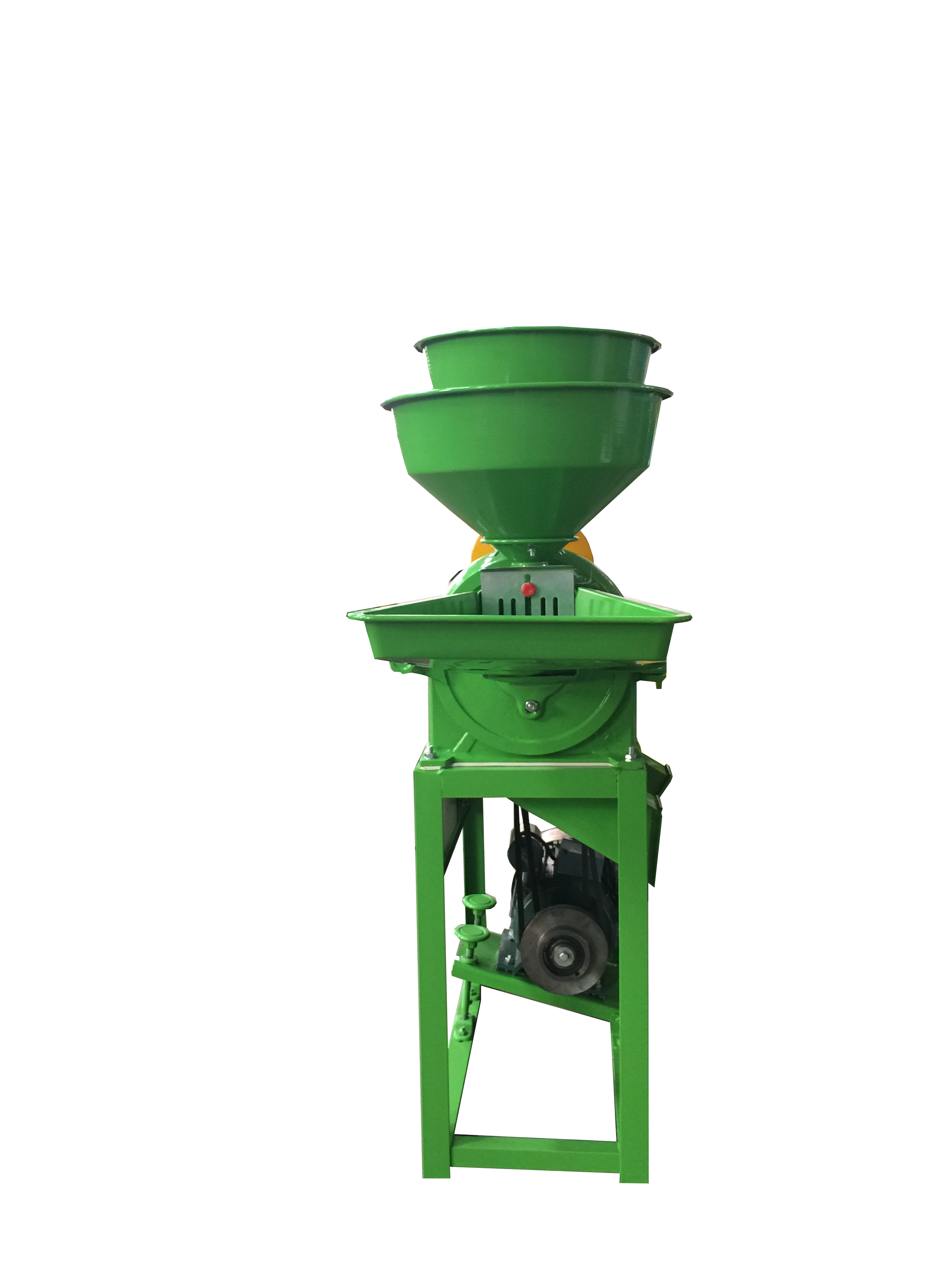 Combine Grain Processing Rice Mill Machine