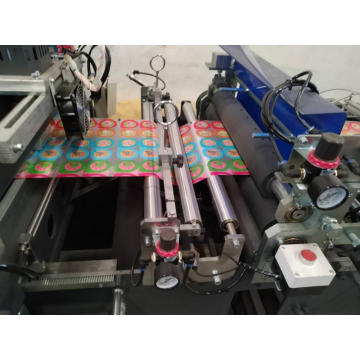 zipper stand bag making machine
