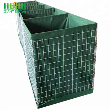 Military Sand Hesco Wall Hesco Barrier for Sale