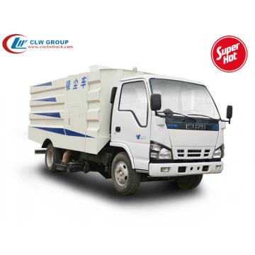 Brand New ISUZU 5cbm sweeper truck