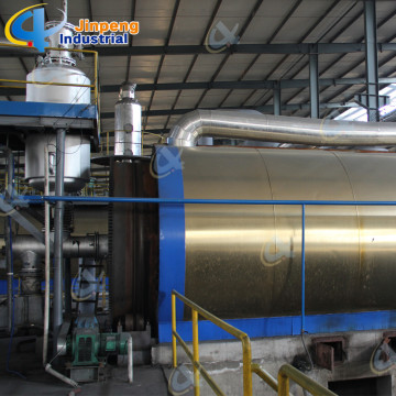 MSW Recycling Machine to Oil