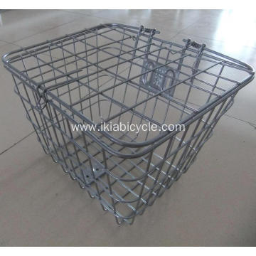 Alloy Front Basket Bicycle Accessories