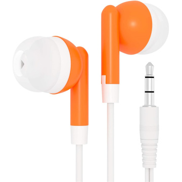 Mp3 Earbuds Disposable Cheap in ear earphone