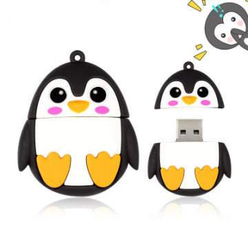 Cartoon Animal USB Flash Drive For Children