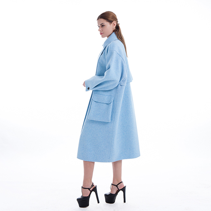 New styles blue sky winter coat