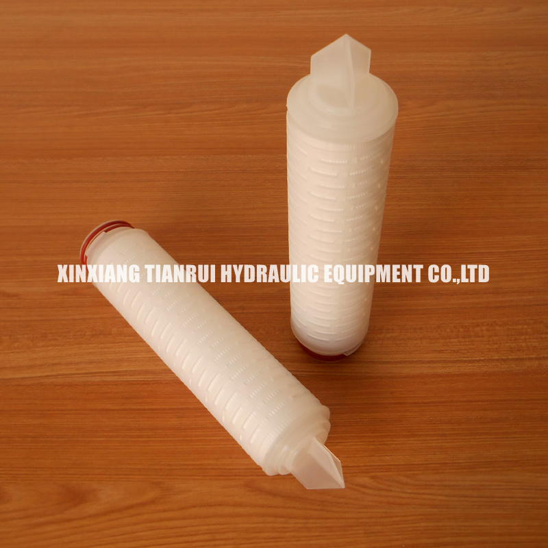 Pleated Polypropylene Water Filter Cartridge