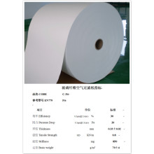 Low and Medium Efficiency Micronfiber Filter Paper