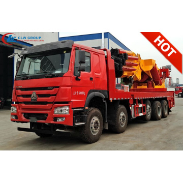 Brand New Sale Heavy Duty 120T Crane Truck