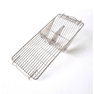 Cutlery Basket Cage & Lid