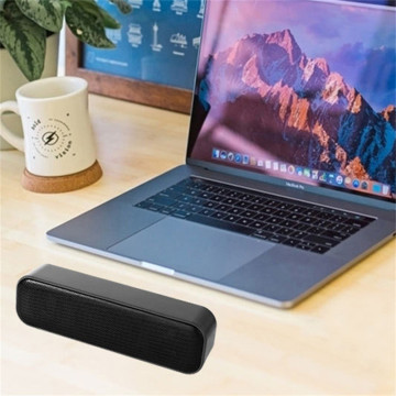 USB Small Table Computer Speakers For Office