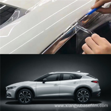 Waterproof Transparent Invisible Car Garment Release Film