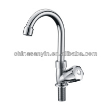 hot sale Plastic deck mounted faucet lavatory