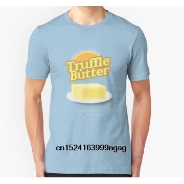 Fashion Cool Men T shirt Women Funny tshirt TRUFFLE BUTTER Customized Printed T-Shirt