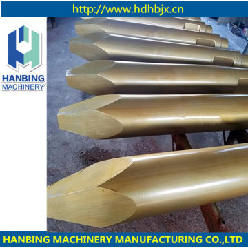 Excavator Hydraulic Breaker Hammer Chisel for Stone and Rock