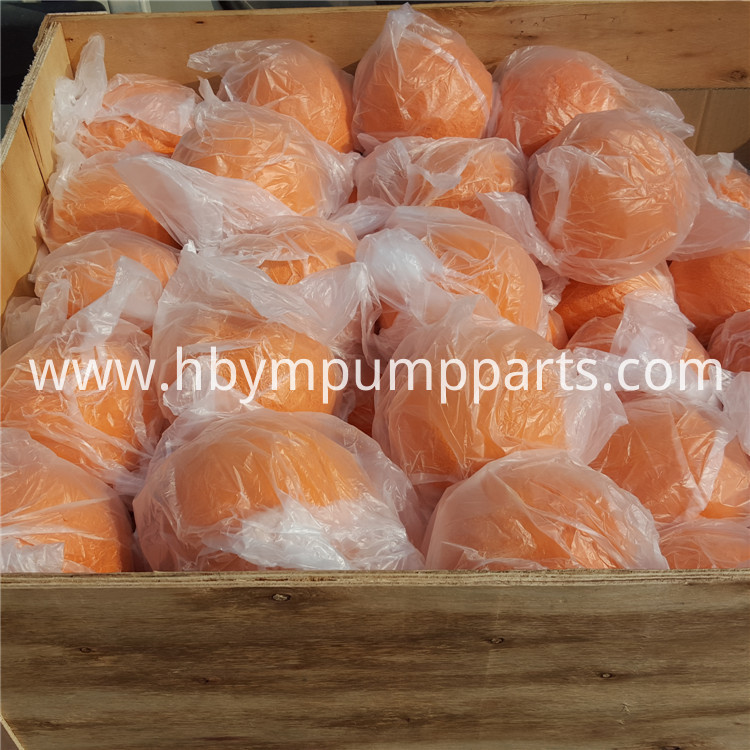 Concrete Pump Rubber Cleaning Ball