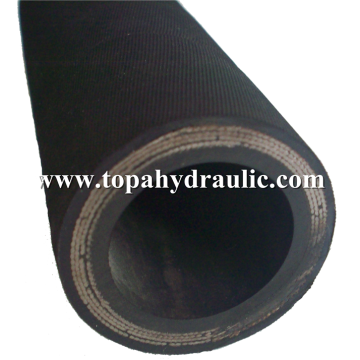 Flexible metal hose hydraulic parts rubber hose crimping
