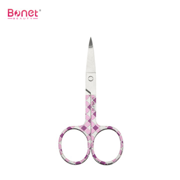 Beauty Manicure Eyebrow Scissors