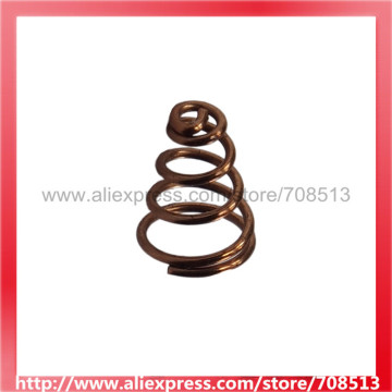 DIY Bronze Spring Battery / Driver Contact Support Springs 10mm(D)x12mm(H) - 5 pcs
