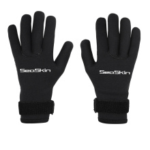 Seaskin Commercial Neoprene Diving Gloves for Water Sports