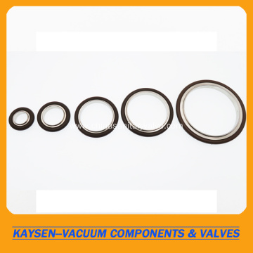 Stainless Steel KF Centering Ring Oring Vacuum components