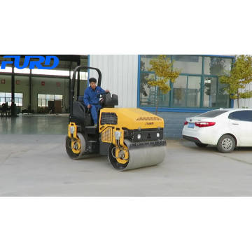 3Tons Vibratory Construction Equipment Road Roller