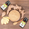 100% pure natural ginger essential oil for hair care