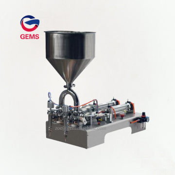 Maple Syrup Automatic Can Pneumatic Cherry Filler Machine