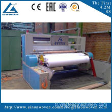 The most professional AL-1600 SS 1600mm pp spunbond nonwoven machine with high quality