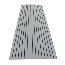 Light Grey & Black Marine EVA Boat Flooring