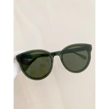 Women's sunglasses Fashion new design plate material CR39 lens