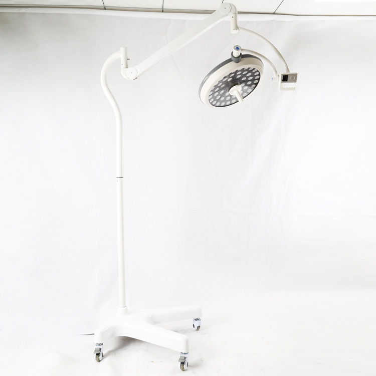 Mobile LED Surgical Portable floor operating Light