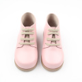 Wholesale Genuine Baby Leather Boy Girl Boots