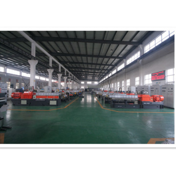 Plastic PET Flakes Recycling Pelletizing Line