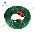 yellow pvc garden hose from factory