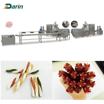 Dog Dental Treats Processing Machine