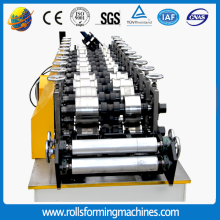 Light gauge steel machine for ceiling